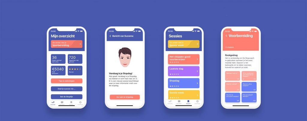 Een voorbeeld van een digitaal toegankelijke app